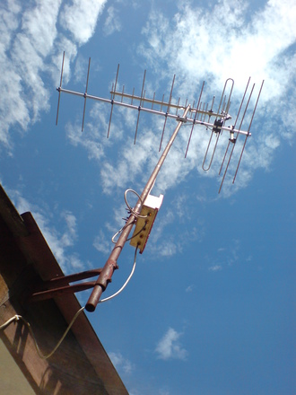 tv aerial connection property management guide
